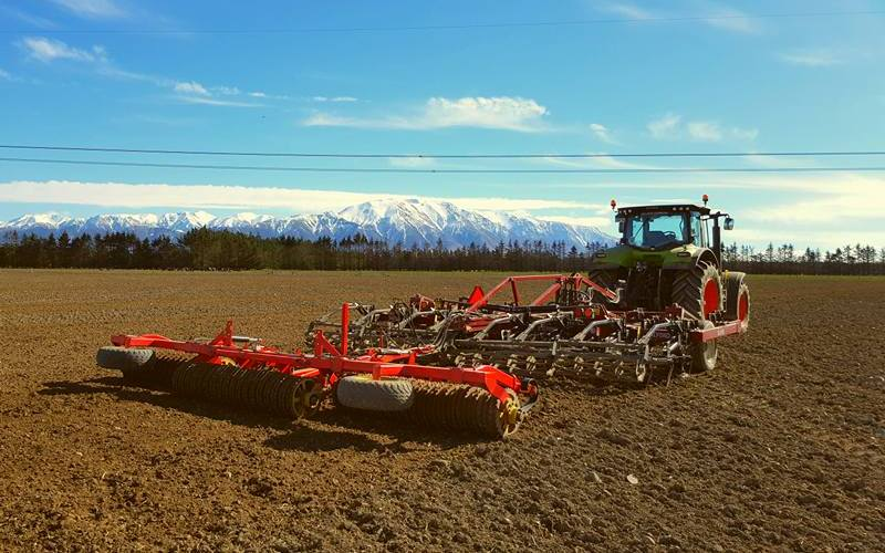 6m Salford Cultivator - Chris Woods Contracting